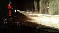 Зачистка мазутного резервуара объемом 5000м.куб. или 2000м.куб. для использования под пищевые продукты
