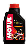 Масло моторное Motul 7100 4T 20W-50 1л