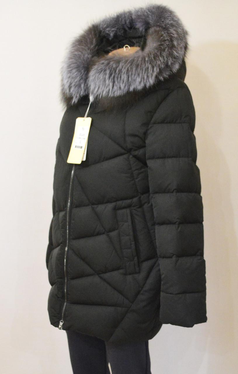Куртка женская зима  278 (XXL)