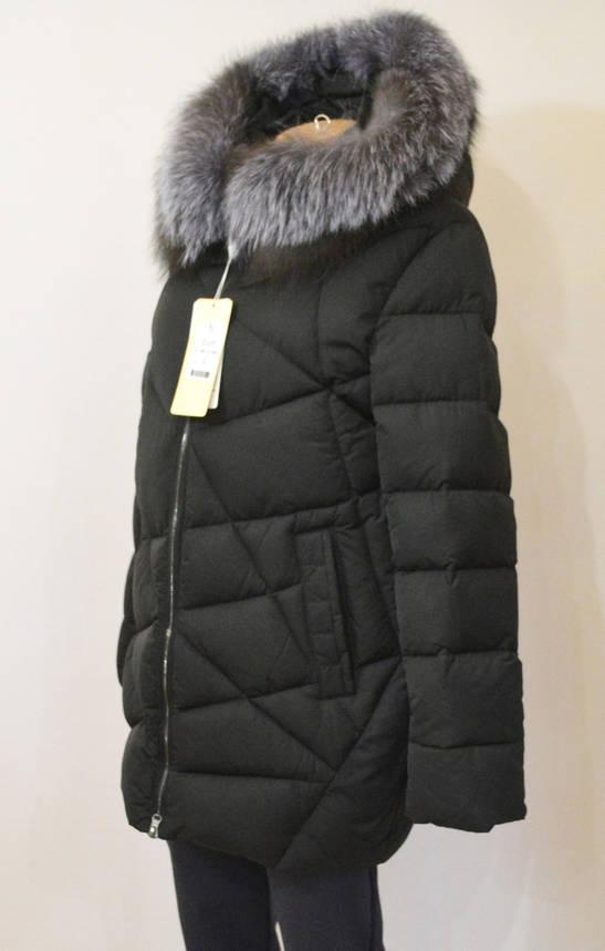 Куртка женская зима  278 (XXL), фото 2