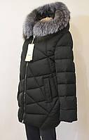 Куртка женская зима (L-4XL)