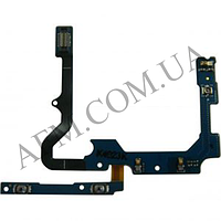 Шлейф (Flat cable) Samsung A500F Galaxy A5 Duos/  A500FU/  A500H с кнопками громкости,   с микрофоном