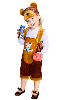 Карнавальный костюм Медведь 84122