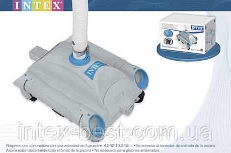 Intex 28001 - автоматический вакуумный пылесос Auto Pool  Cleaner, фото 2