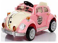 Транспорт детский YJ158 Жук. Электромобиль детский YJ158. 2 скорости вперед, 1 назад, до 30кг