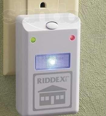 Отпугиватель грызунов и насекомых Riddex (Pest Repelling Aid), фото 1