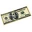 """Сувенирные деньги """"100$ доллар сувенирный Старого образца"""" упаковка 80купюр, фото 2"""