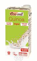 Органическое молоко из киноа с сиропом агавы, 1 л, EcoMil (8428532210063)