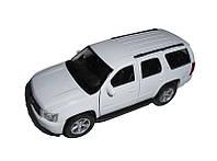 Машина метал Welly 49720/43607  Chevrolet 08 Tahoe