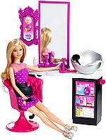 Набор Барби в салоне-парикмахерской