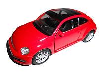 Машина метал Welly 49720/43650 Volkswagen The Beetle  1:38