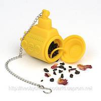 Желтая подлодка - заварник для чая, фото 1