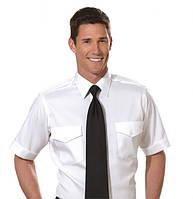 Рубашка  форменная с коротким рукавом белая