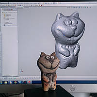 Услуги 3D сканирования