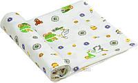 Пеленка детская фланель Руно 10-0320 green 80х90 см