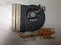 Система охлаждения в сборе с куллером на ноутбук Asus K50AB