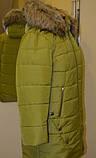 Женская зимняя куртка (рр. 54-60), фото 4