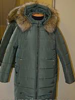 Женская зимняя куртка (рр. 54-60), фото 1