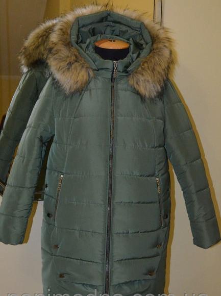 Женская зимняя куртка (рр. 54-60)