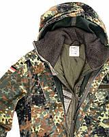 Куртка - Парка с подкладкой-утеплителем BW ORIGINAL FLECKTARN