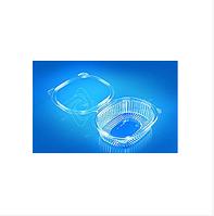 Упаковка для салатов 350 мл, ПР-РКС-350-АВ, 159*130*40