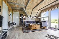 Вагонка деревянная Каланчак сосна, ольха, липа, фото 1
