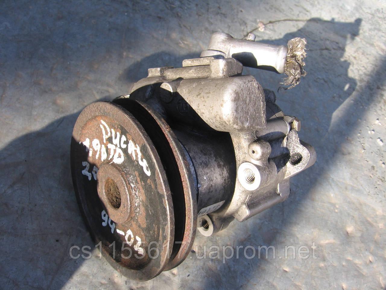 Насос гидроусилителя ZF 761395551 (дефект) б/у 2.0 на Citroen Jumper, Fiat Ducato, Peugeot Boxer год 94-02