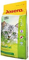 Josera SensiCat 2кг Сухой корм для взрослых кошек с чувствительным пищеварением