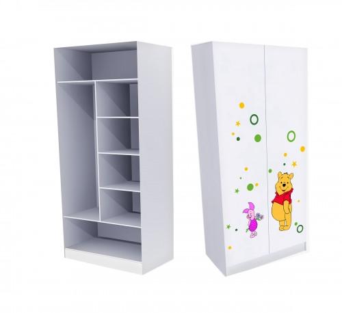 Шкафы, пеналы, комоды, прикроватные тумбочки, столы, полки для детской комнаты