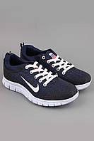 Кроссовки Nike Free Run 6.0 темно-синие .Спортивная обувь.Обувь для спорта. Кроссовки Nike
