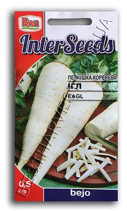 Семена петрушки Игл F1 (корневая) 0.5 г, фото 2