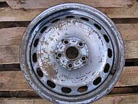 Диск колесный стальной KFZ 9850 (7Jx16, 5x112, ET42) б/у на Audi A6, A8 1994-2002 год
