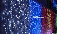Гирлянда Водопад 320 LED размер 3*2 новогодняя (waterfall light)