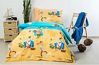 Подростковый комплект постельного белья Остров сокровищ, поплин