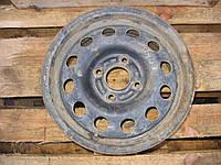 Стальной колесный диск KFZ 6865 (6Jx14, 4x108, ET41) б/у на Ford: Orion, Escort  год выпуска 1986-1990