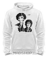 Толстовка Шерлок Sherlock Карикатура