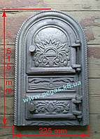 """Дверка чугунная """"Декор"""" (325х515 мм), фото 1"""