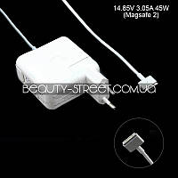 Блок питания для ноутбука Apple MacBook 14.85V 3.05A 45W MagSafe 2 (A+)