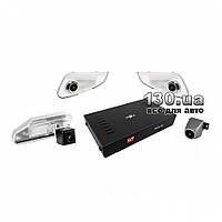 Штатная система кругового обзора Gazer CKR4400-XU30 для Lexus RX (XU30) 2013+