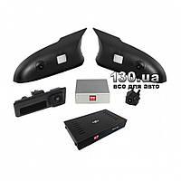 Штатная система кругового обзора Gazer CKR4413-B8 для Audi A4 (B8) 2012-2014