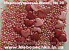 Посыпка кондитерская Перламутровые сердечки № 20 5 грамм