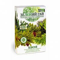 Мінеральне добриво для хвойних Зелений Гай Хвоя 500 гр