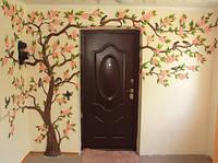 Художественная роспись стен (интересные статьи)