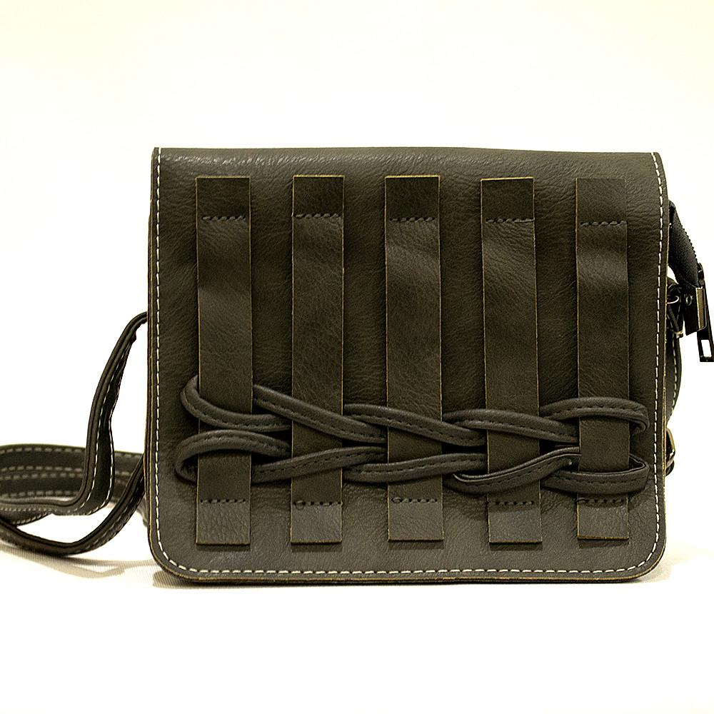 6ce785482e78 Стильная женская серая сумка клатч Переплеты, цена 195 грн., купить ...
