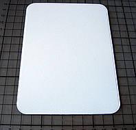 Вырубка из картона. Прямоугольник  105х140 мм