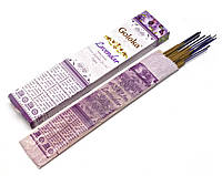 Lavendar (Лаванда)(15 gms) (12 шт/уп) (Goloka) пыльцовое благовоние