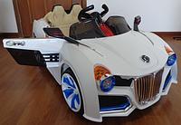 Транспорт детский. Электромобиль CH927 на радиоуправлении, отрываются двери, колеса пластик с резин. вставкой