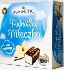 Конфеты Magnetic Птичье молоко с ванилью, 500г