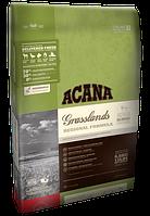 Acana GRASSLANDS CAT (АКАНА Грейсленд Кет) -корм для котят и кошек всех пород (ягненок/утка), 5.4кг