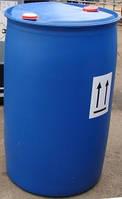 Бочка 220 литров б/у пластиковая с двумя горловинами (техническая)